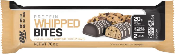 וויפט חטיף חלבון בטעם שוקולד קרם עוגיות