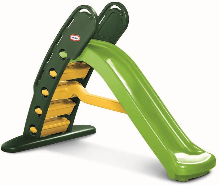 מגלשה XL ירוק