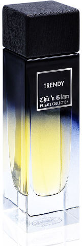 בושם לגבר CHIC 'N GLAM- TRENDY א.ד.פ