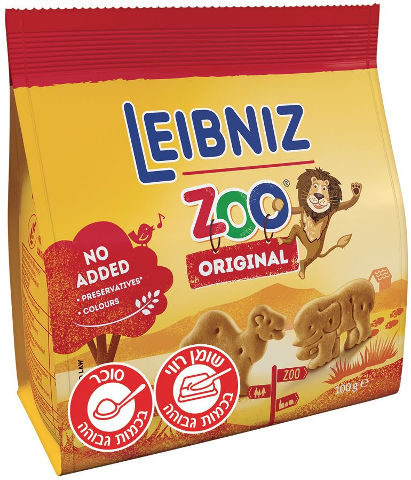 ZOO ORIGINAL ביסקוויט חמאה