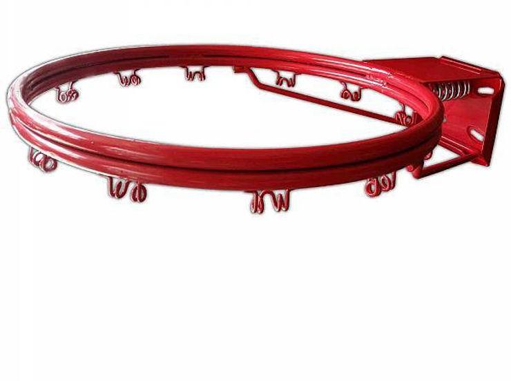 טבעת סל קפיצית מקצועית כולל רשת