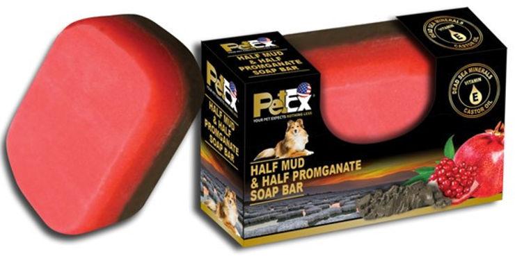 סבון גליצרין, חצי ים המלח ובוץ חצי רימון