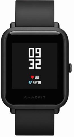 שעון חכם עמיד במים דגם AMAZFIT BIP כולל מד צעדים, דופק ו GPS