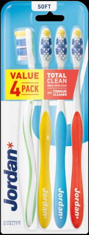 מארז מיוחד TOTAL CLEAN לניקוי כל הפה SOFT