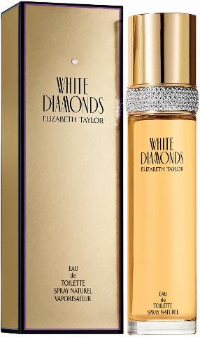 WHITE DIAMONDS א.ד.ט לאשה