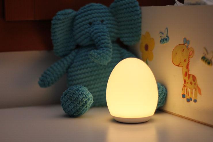 מנורת לילה חכמה