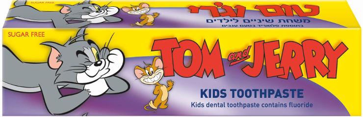 משחת שיניים לילדים בטעם ענבים
