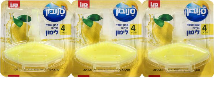 סבון אסלה בניחוח לימון