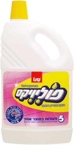 מנקה ומבריק רצפות