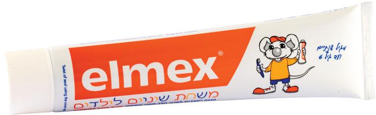 משחת שיניים ילדים לגילאי 2-6