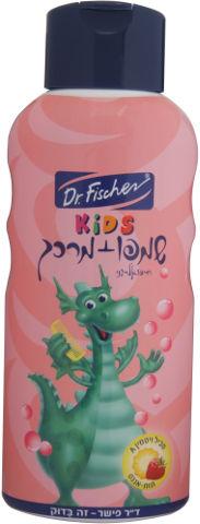 KIDS שמפו ומרכך לילדים