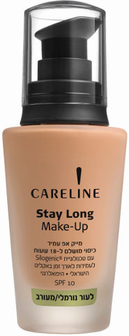 STAY LONG מייק אפ עמיד לעור נורמלי/מעורב 604