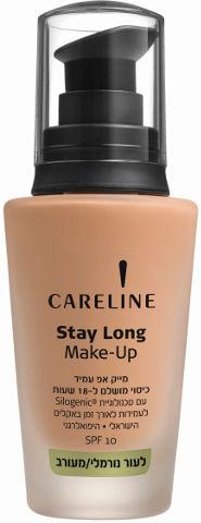 STAY LONG מייק אפ עמיד לעור נורמלי/מעורב 606