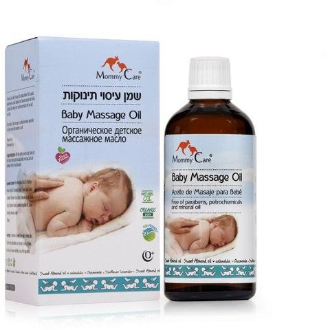 שמן עיסוי תינוקות