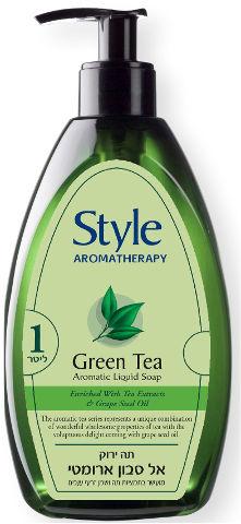 אלסבון תה ירוק משאבה