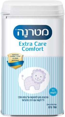 אקסטרה קר קומפורט תרכובת מזון לתינוקות דל לקטוז