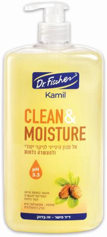אל סבון לניקוי ולהעשרת העור בלחות. מועשר בחמאת שיאה