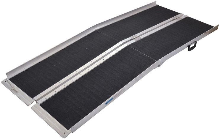 רמפה לרכב או למדרגות ניידת באורך 3.05 מטר Automaster דגם 505FG
