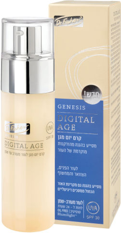 GENESIS DIGITAL AGE קרם יום מגן לעור מעורב-שמן SPF30