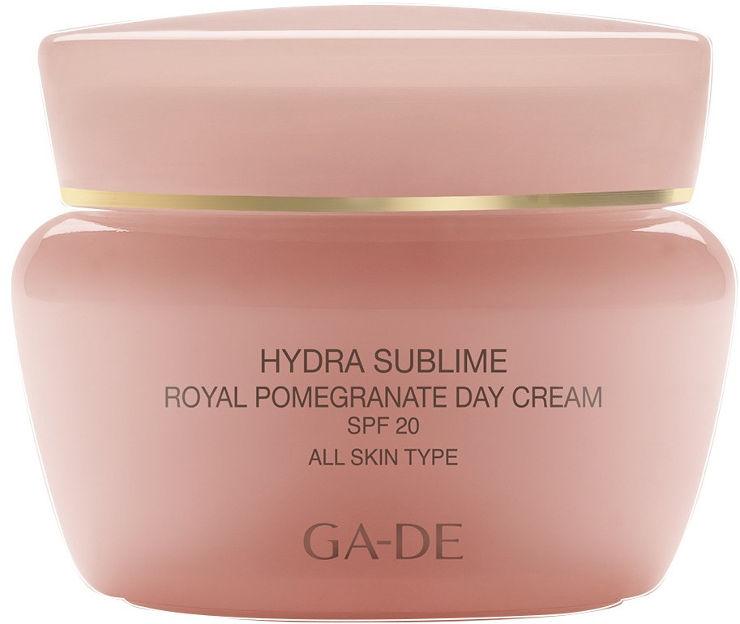 HYDRA SUBLIME MOIST קרם לחות תמצית רימונים לכל סוגי העור