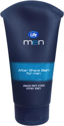 תחליב לחות מבושם לאחר הגילוח