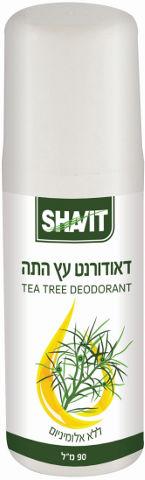 דאודורנט עץ התה