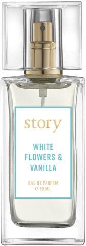 STORY WHITE FLOWER & VANILLA א.ד.פ לאשה