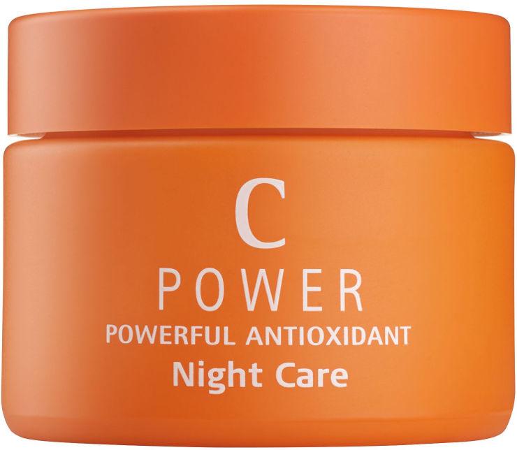 C POWER קרם לילה ויטמין C