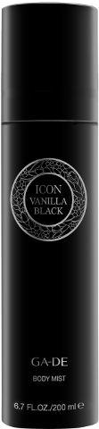 ICON VANILLA BLACK מי גוף לאשה