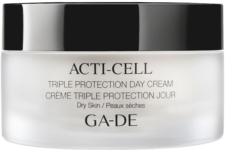 ACTI CELL קרם יום לעור יבש
