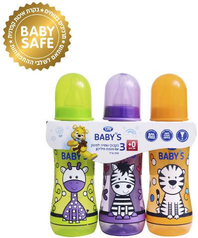 BABYS בקבוקי שתיה לתינוק