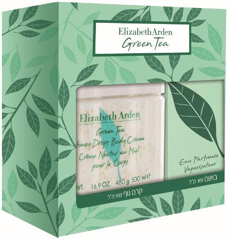 green tea סט א.ד.פ + קרם גוף לאשה