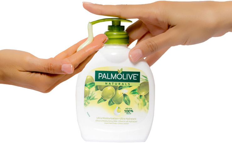 סבון ידיים חלב זיתים מועשר בלחות