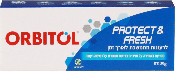 משחת שיניים PROTECT&FRESH