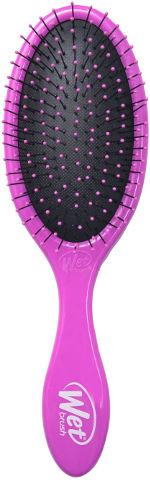 מברשת לשיער אובלית סגולה Wet brush