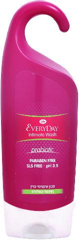 סבון אינטימי עדין מועשר באלוורה