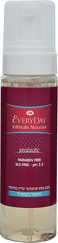 סבון מוס אינטימי עדין במיוחד מועשר בקמומיל
