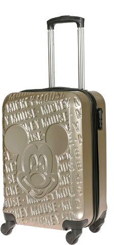 טרולי Mickey fashion זהב
