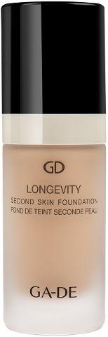 LONGEVITY מייק אפ עמיד במרקם טבעי של עור שני לכל סוגי העור 115