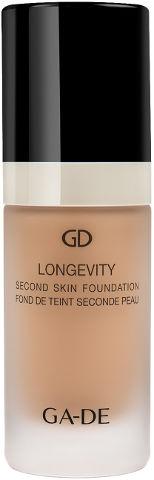 LONGEVITY מייק אפ עמיד במרקם טבעי של עור שני לכל סוגי העור 118