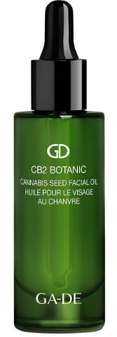 CB2 BOTANIC שמן פנים מזרעי קנאביס