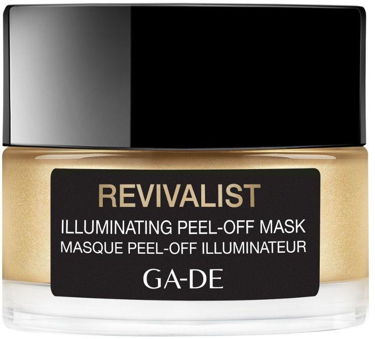 REVIVALIST מסכה מתקלפת להארת עור הפנים