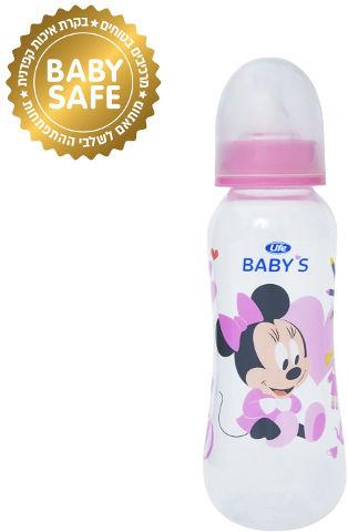 BABYS בקבוק צר מיני מאוס ללא ביספינול