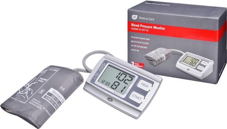 מד לחץ דם אוטומטי