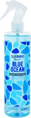 מטהר אויר ומבשם כחול BLUE OCEAN