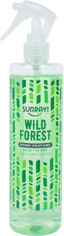 מטהר אויר ומבשם ירוק WILD FOREST