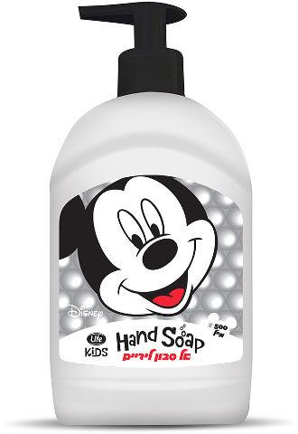 KIDS אל סבון לידיים - מיקי מאוס