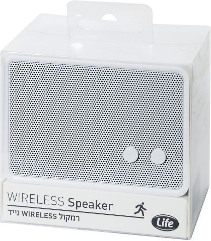 רמקול WIRELESS נייד