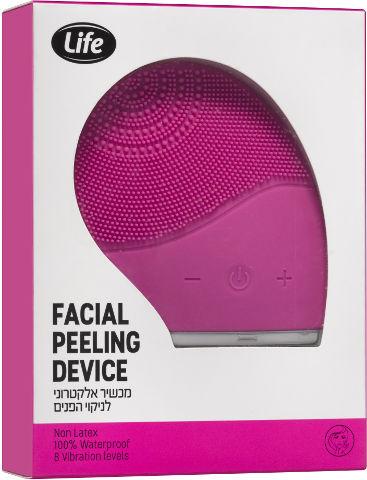 מכשיר אלקטרוני לניקוי הפנים