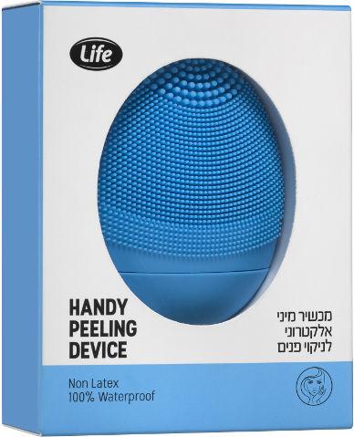מכשיר מיני אלקטרוני לניקוי הפנים